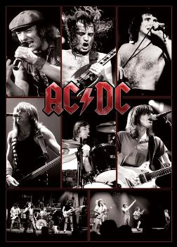 Poster AC/DC Live