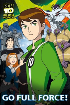 Poster Ben 10 Alien Force