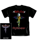 T-shirt Mötley Crüe Dr Feelgood. Maglia ufficiale Emi Music