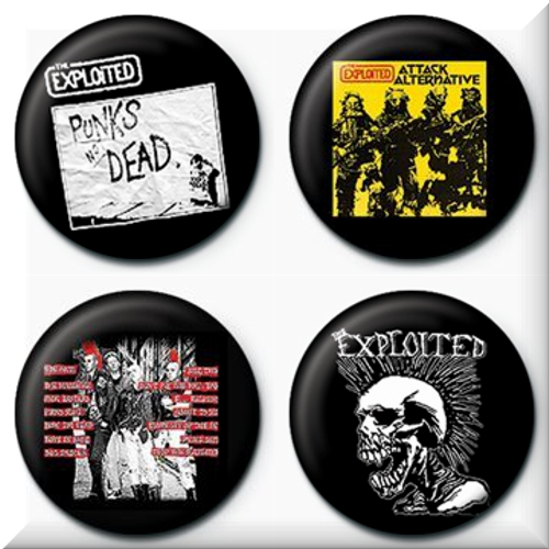 Spilla The Exploited 69991