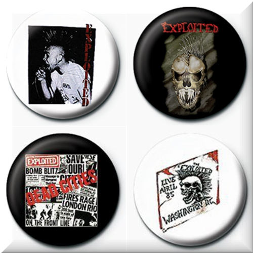 Spilla The Exploited 69992