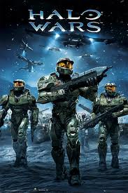 Poster Halo Wars Army S.O.S.