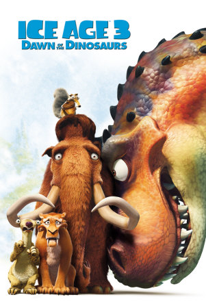Poster Ice Age 3