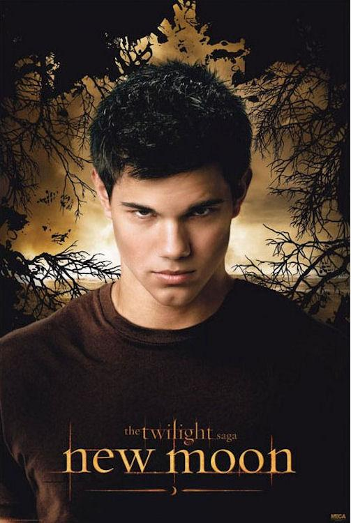 Poster Twilight Newmoon Jacob