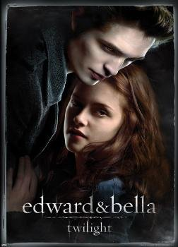 Poster Twilight EDWARD&BELLA