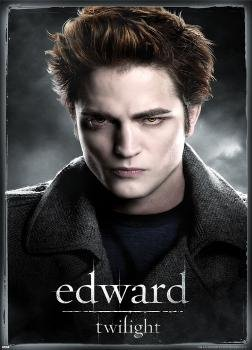 Poster Twilight Edward