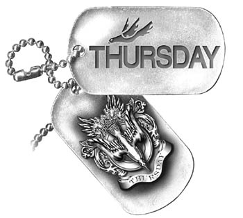 Dog Tag / Piastrina Thursday
