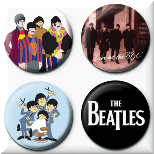 Spilla The Beatles 70049