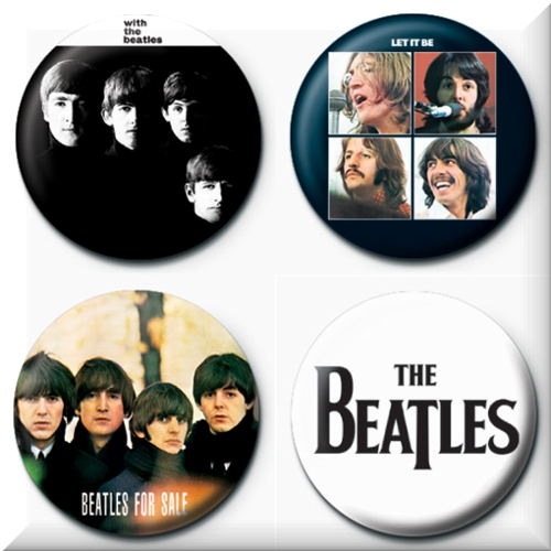 Spilla The Beatles 70053