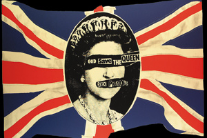 Calamita Sex Pistols God Save The Queen