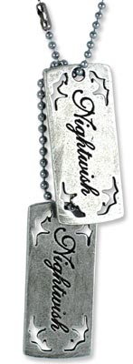 Dog Tag / Piastrina Nightwish