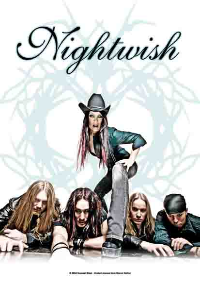 Bandiera Nightwish - Band