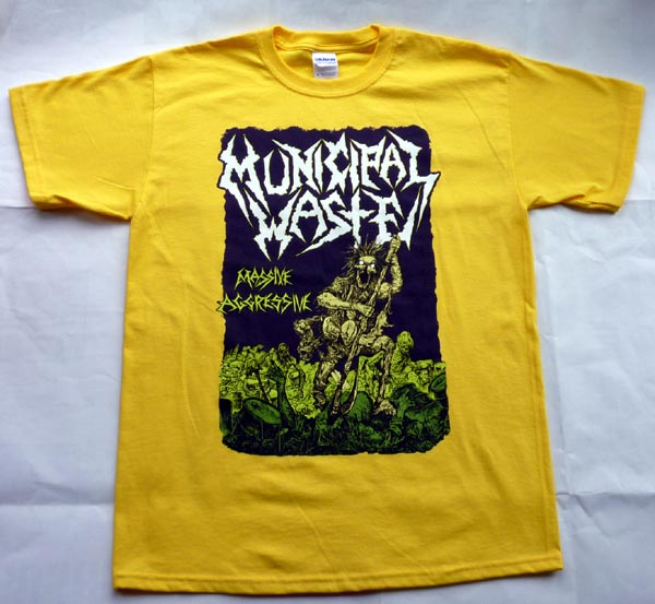 T-shirt Municipal Waste 70139