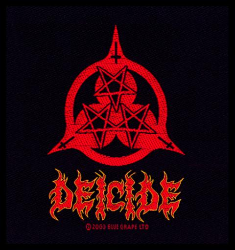 Patch Deicide Three Stars