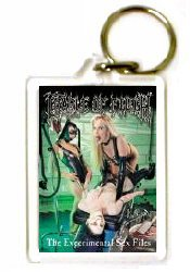 Portachiavi Cradle Of Filth Experimental