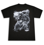 T-shirt Batman Dark Knight Rises Extreme Batrider