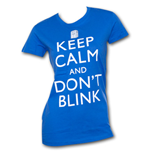 T-shirt Doctor Who Keep Calm