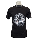 T-shirt Teschio