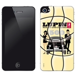 Cover Stick Lupin IPhone 4S