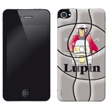 Cover Stick Lupin IPhone 4