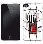 "Cover Stick IPhone 4 ""Le Iene"""