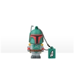 "Chiavetta Usb ""Star Wars Boba Fett"" 8 Gb"
