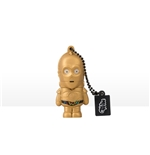 "Chiavetta Usb ""Star Wars C-3PO"" 8 Gb"