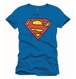 T-shirt Superman Vintage Logo