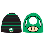 Cappello Super Mario Mushroom Double Face