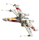 Kit Star Wars Pocket 1/112 X-Wing Fighter 11 cm