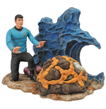 Action figure Star Trek Select Commander Spock 18 cm
