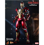 Action figure Iron Man 87351