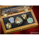 Harry Potter raccolta spille con le case di Hogwarts