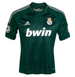 Maglia 2012-13 Real Madrid Adidas 3rd UCL