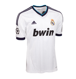 Maglia 2012-13 Real Madrid Adidas Home UCL