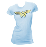 T-shirt Wonder Woman - WW Logo