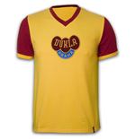 Maglia Dukla Prague Away 1960's Retro
