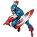 Captain America Merchandising