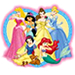 Princesas Disney Merchandise