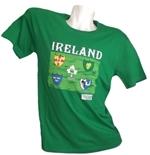 Image of Irlanda T-SHIRT Mondiali 2015