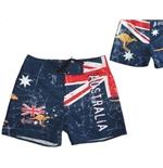 Image of Australia Boxer MARE/PASSEGGIO Blu Bandiera