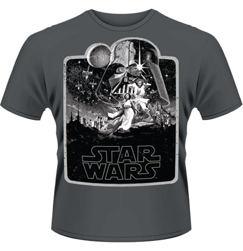Camiseta Star Wars - A New Hope