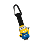 Image of Minions - Clip On Con Figurina Minion Con Orologio Lcd Integrato