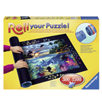 Image of Ravensburger 17956 - Roll Your Puzzle - Tappetino E Tubo Per Riporre Puzzle