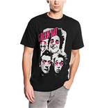 Image of Green Day - Patchwork Black (T-SHIRT Unisex )
