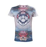 Image of Nintendo - Tropical Mario (T-SHIRT Unisex )