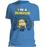Image of Minions / Cattivissimo Me - 1 In A Minion (T-SHIRT Unisex )