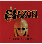 Image of Vinile Saxon - Killing Ground