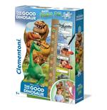 Image of Puzzle Double Fun - Puzzle Maxi 30 Pz Metro Crescita - The Good Dinosaur - Il Viaggio Di Arlo