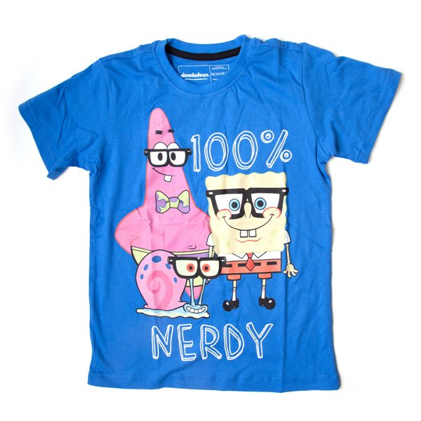 Camiseta Bob esponja 239178